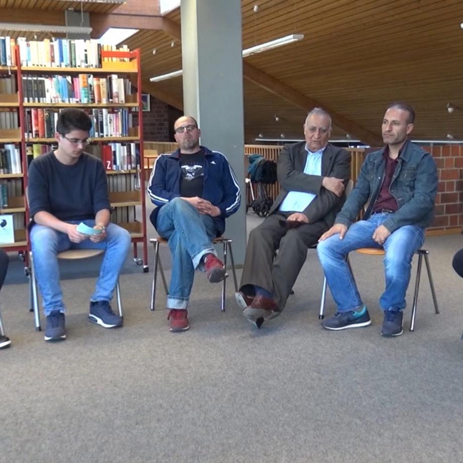 Literaturworkshop in Dorsten