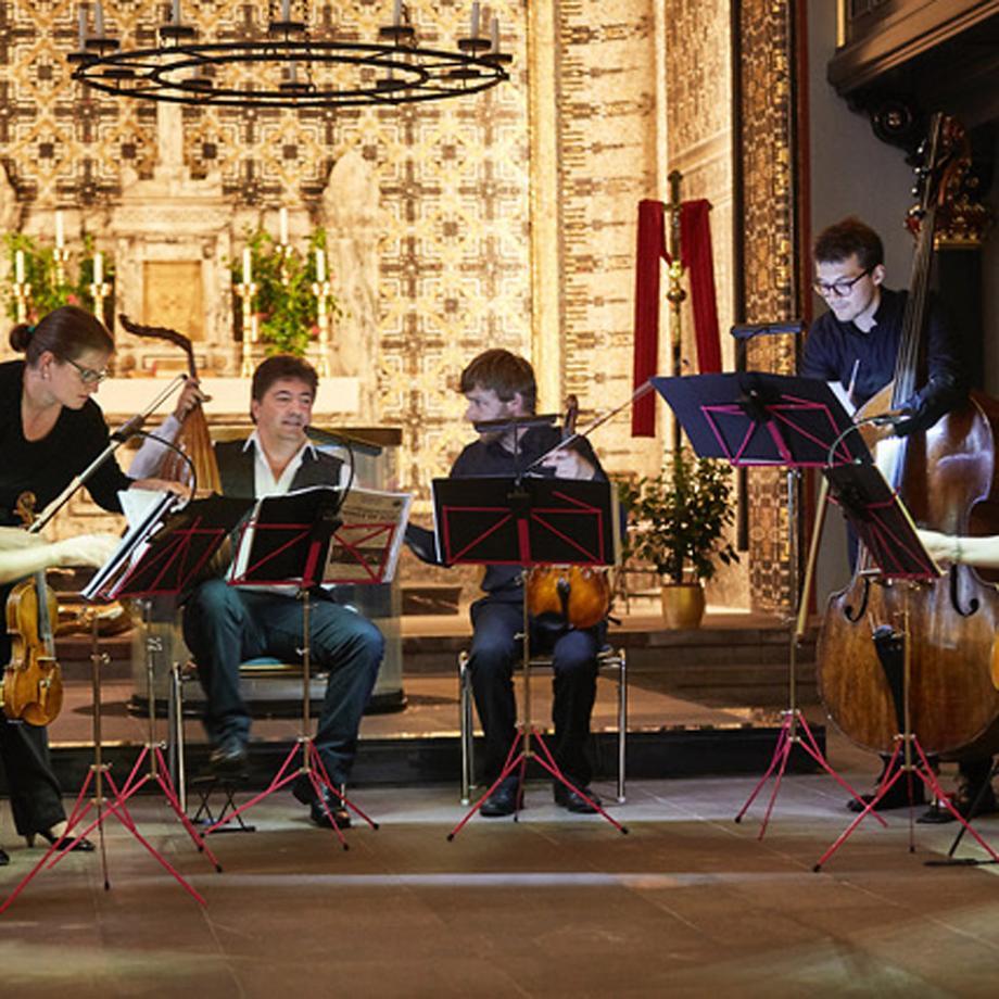Raed Khoshaba und Ensemble Ruhr