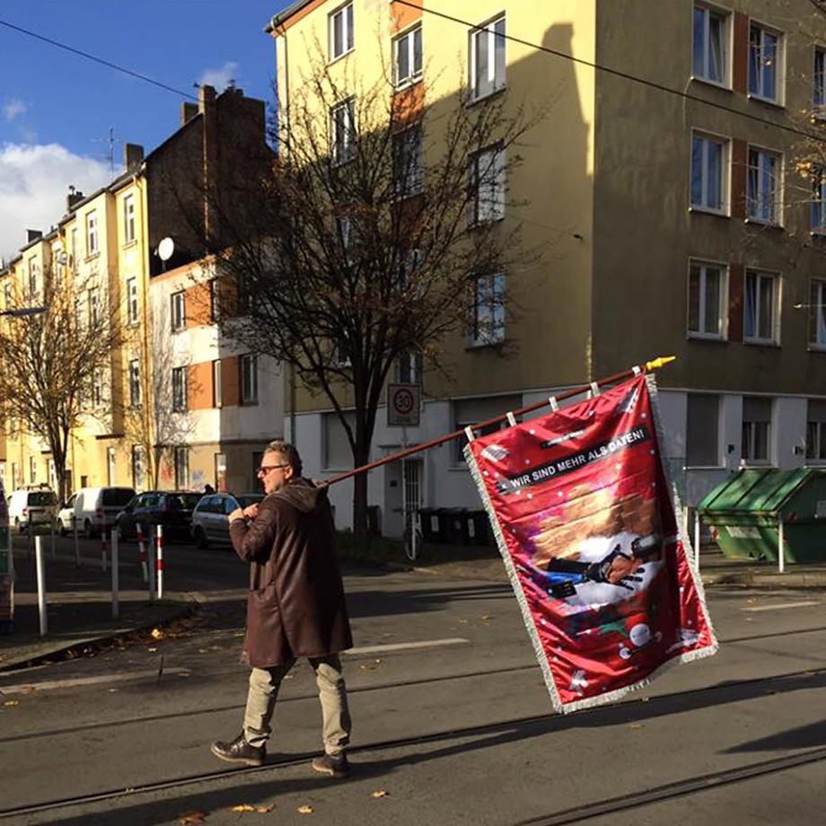 Streikflagge