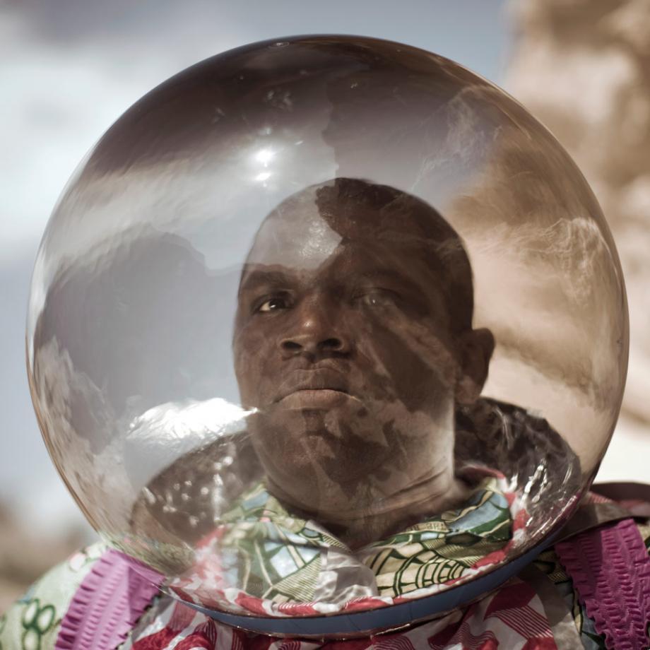 Iko aus The Afronauts