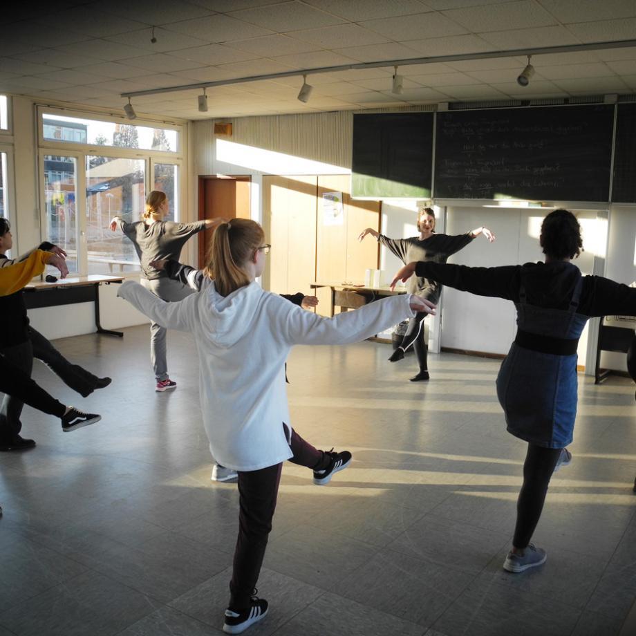 Tanztheater Workshop