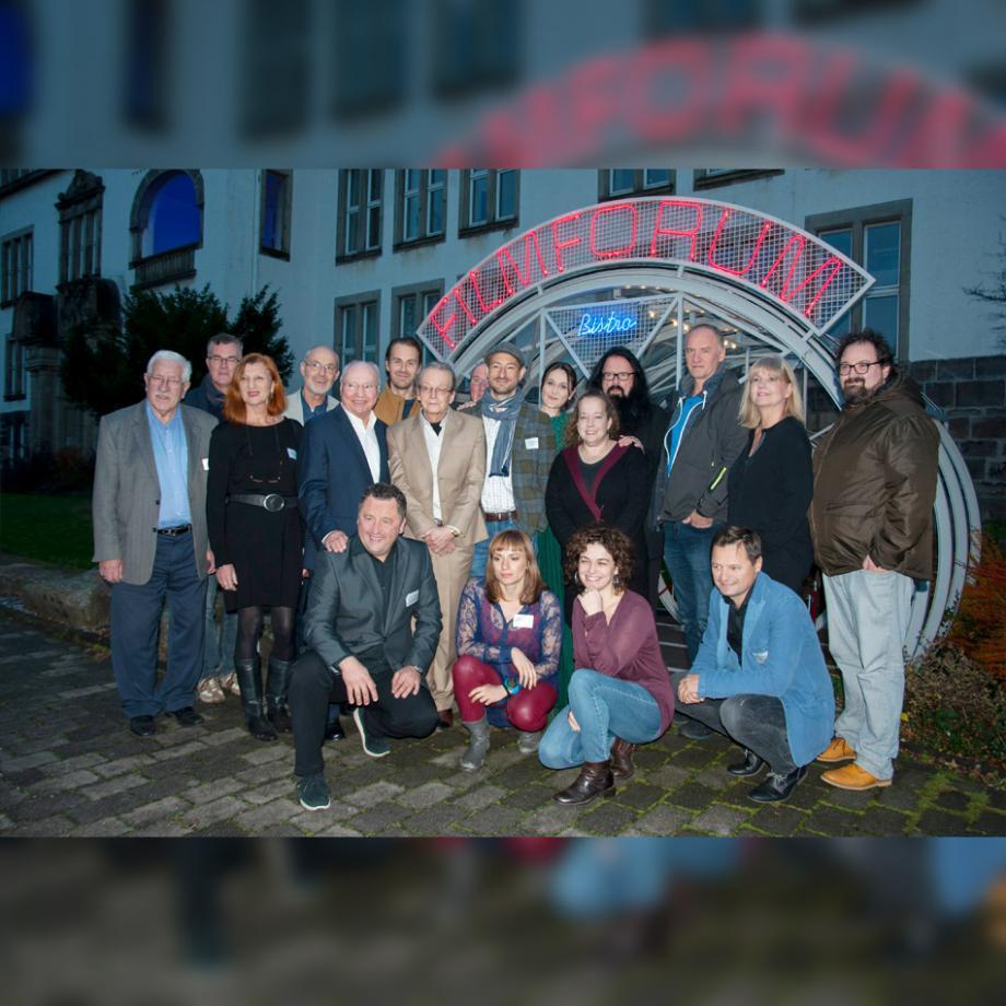 Filmemacher*innen, Juror*innen und Festivalmacher*innen 2018