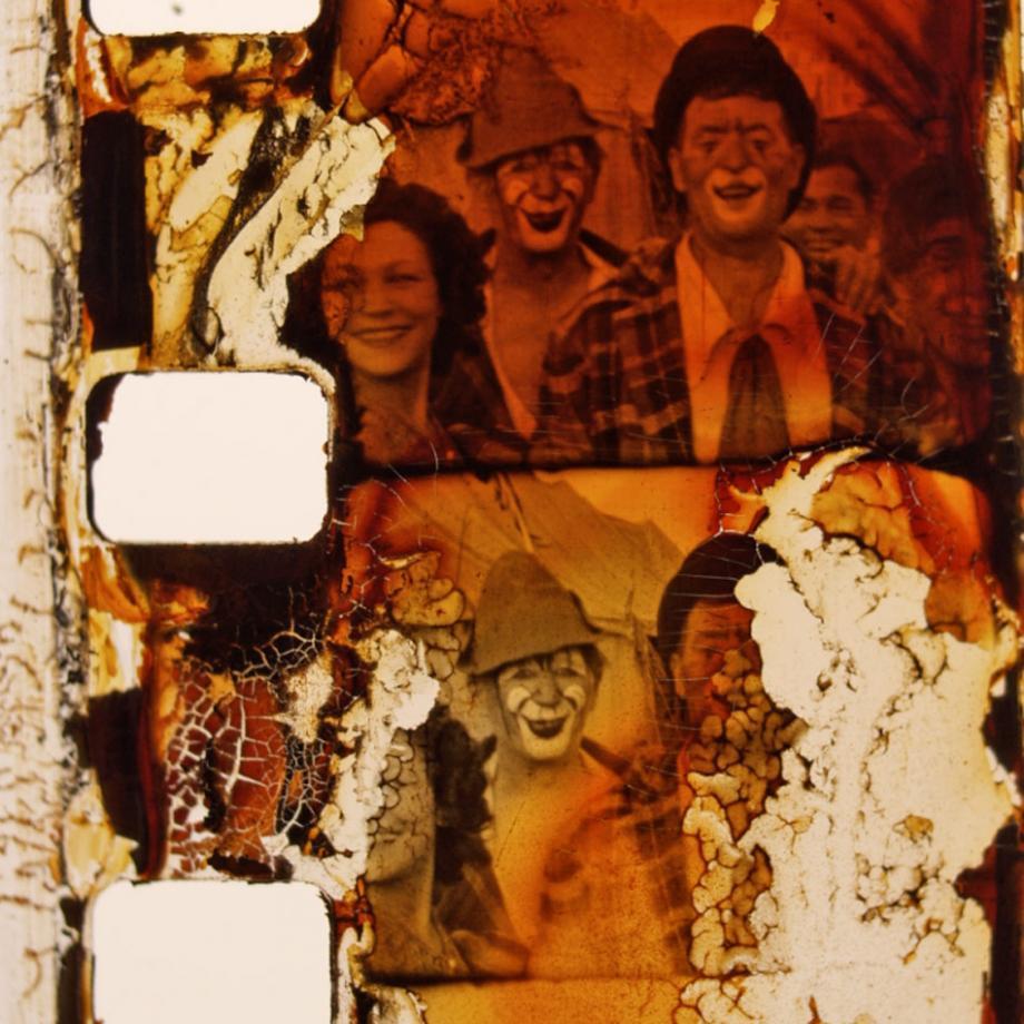 Circo Togni, Filmmaterial