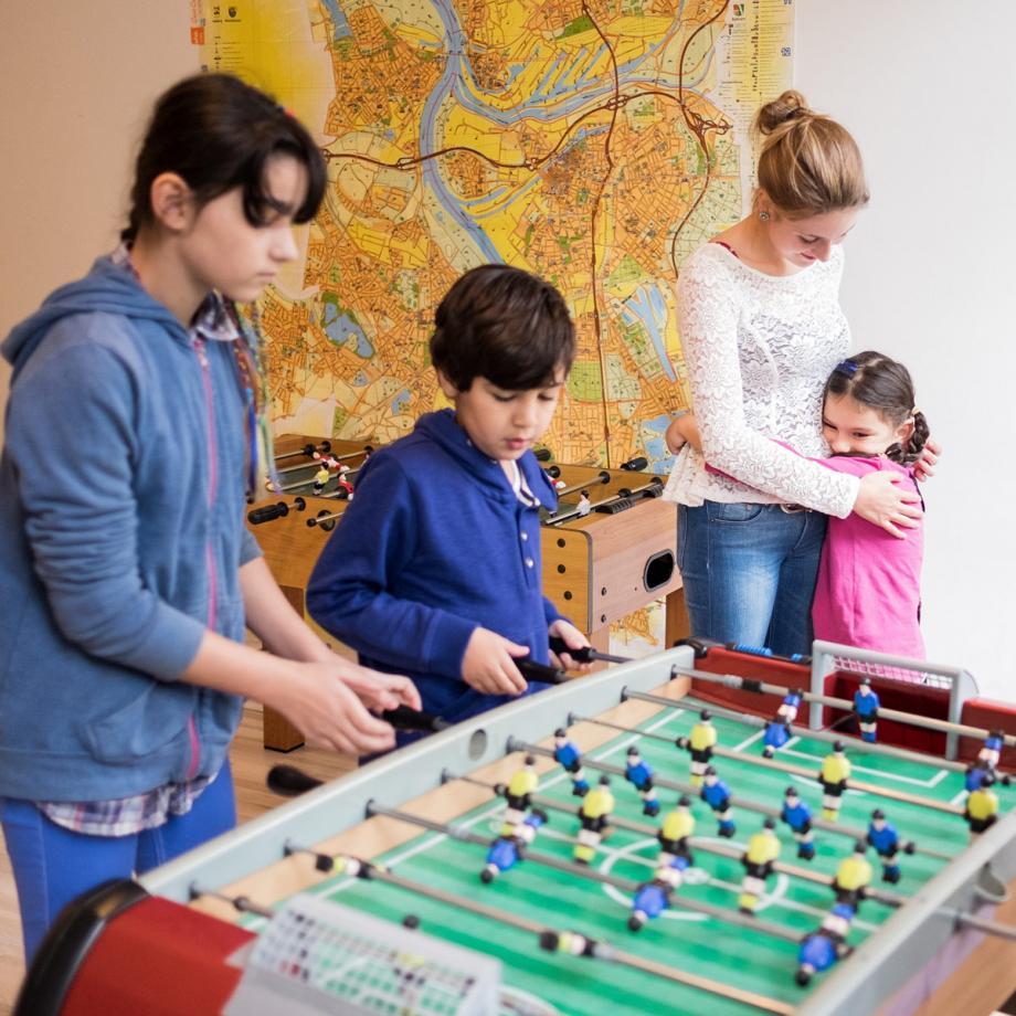 Lern- und Begegnungsstätte bei Tausche Bildung für Wohnen e.V.