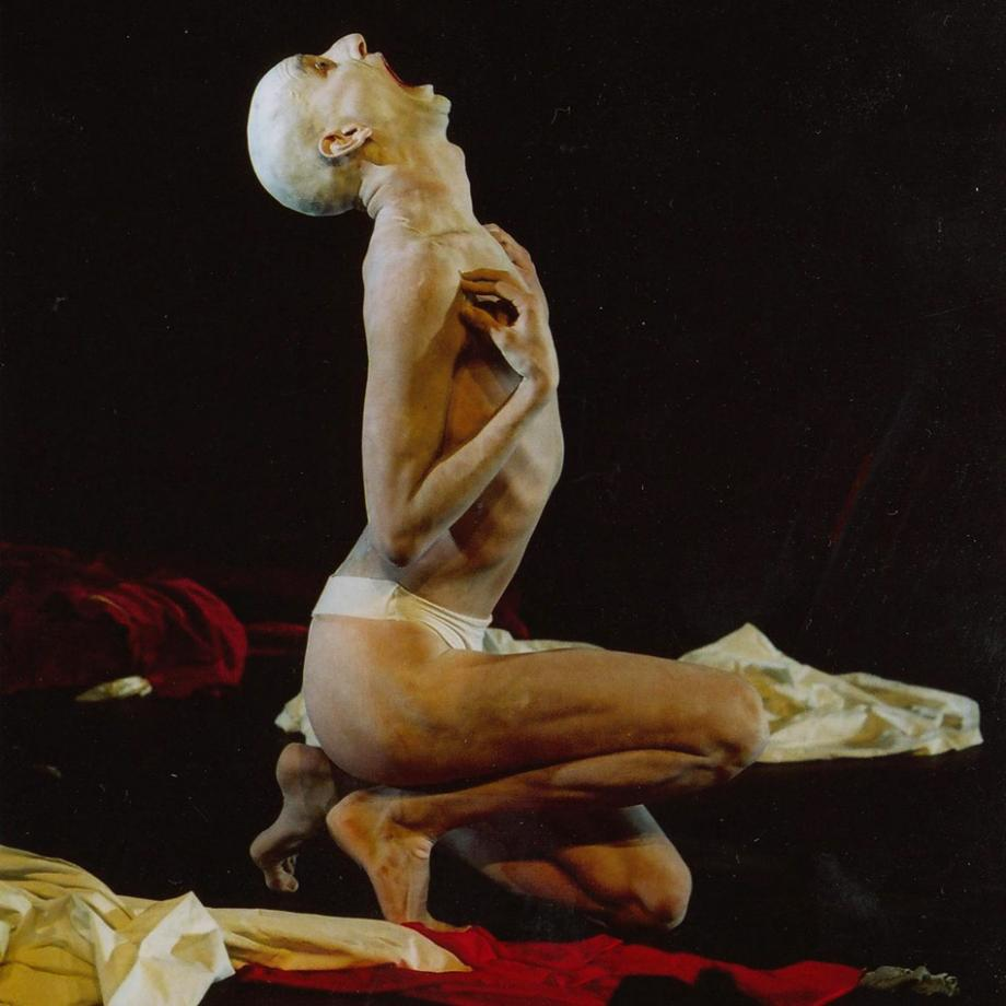 Harald Schulte (Compagnie Danse Automatique)