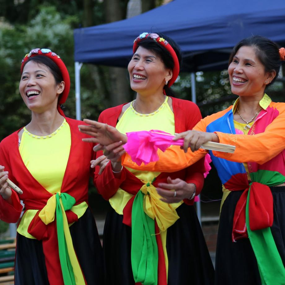 Vietnamesische Kulturwoche. Foto: VietRuhrKreis