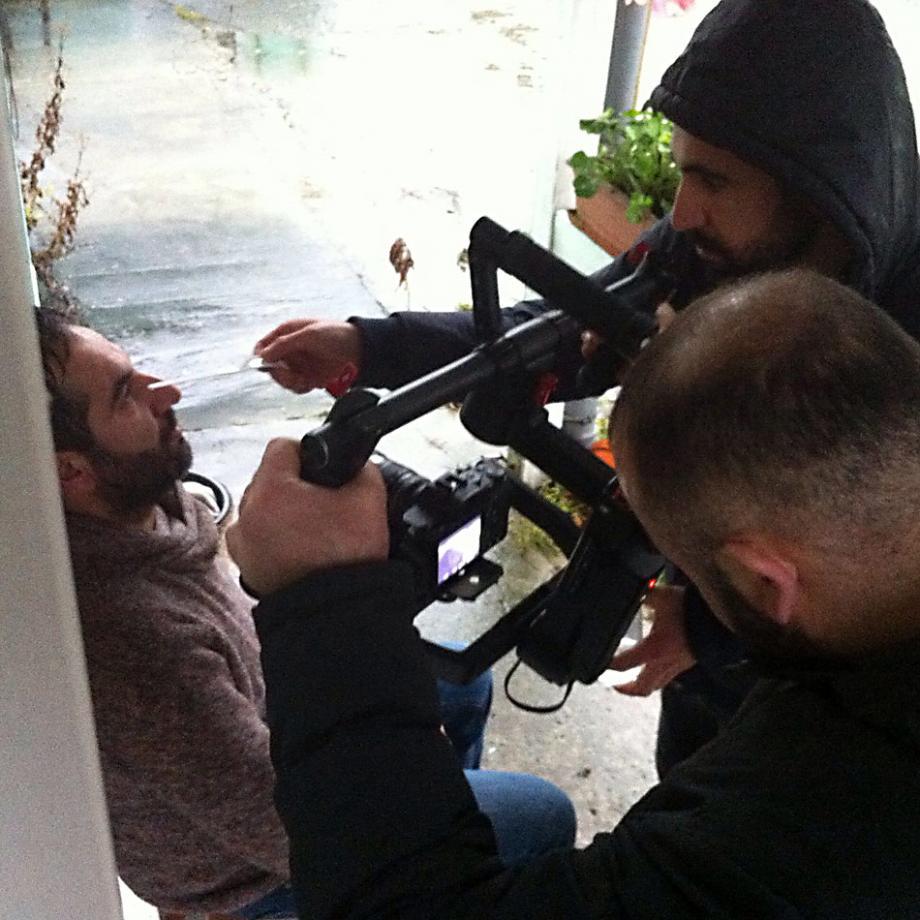 Kurzfilmprojekt Medienwerkstatt