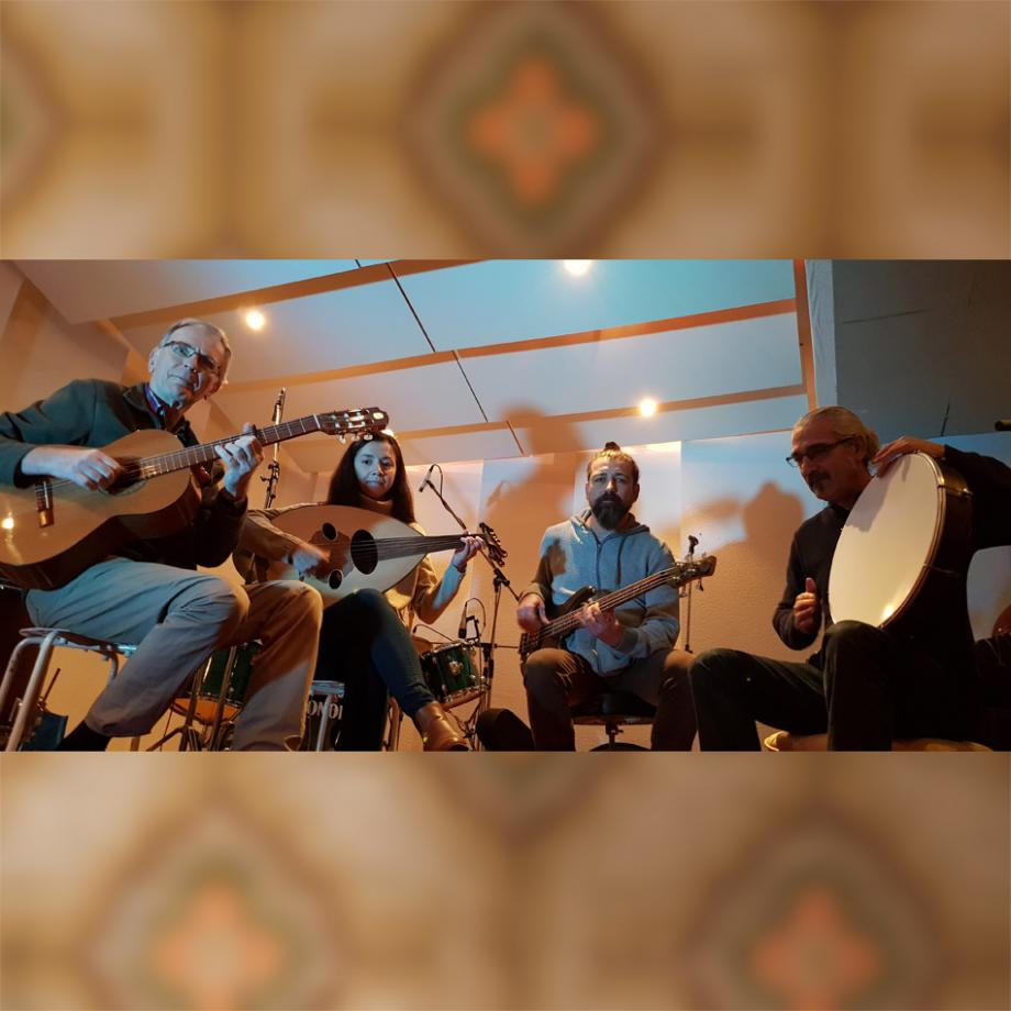 Jazzpiya Brückenklang No.2: Amena Almir Ali & Wolfgang Sachs