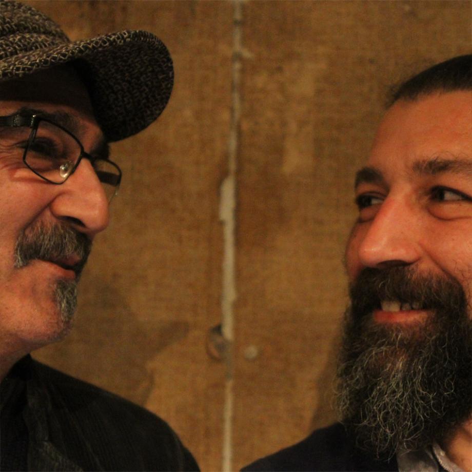 Jazzpiya – Necati Teyhani und Gürsoy Tanc