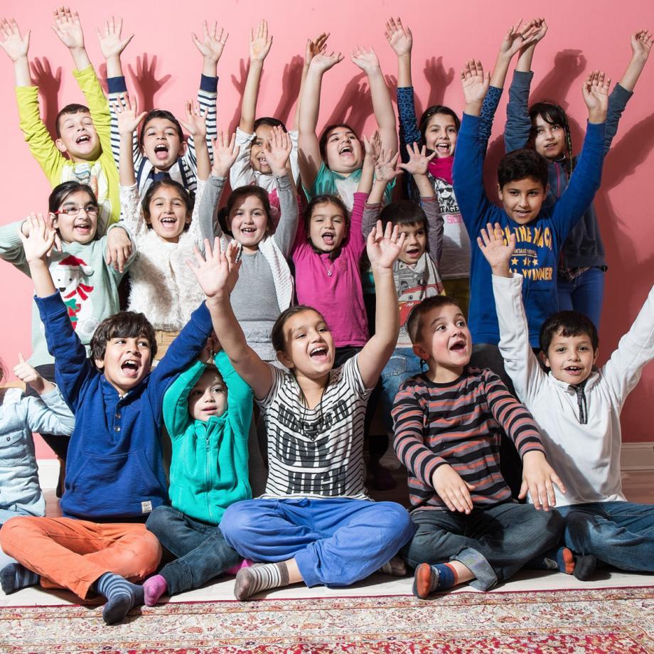 Stadtteil-Kinderzimmer bei Tausche Bildung für Wohnen e.V.