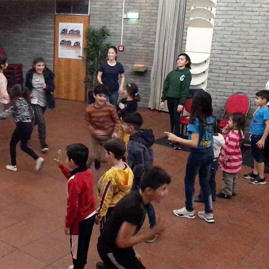 Tanzimprovisations-Workshop