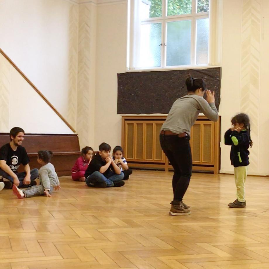 TanzimprovisationsworkshopTanzimprovisations-Workshop