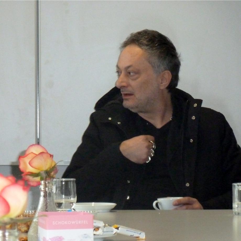 Literaturworkshop mit Feridun Zaimoglu