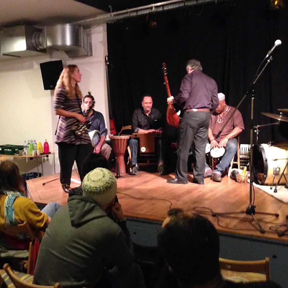 Open Mic Session im Allerwelthaus Hagen