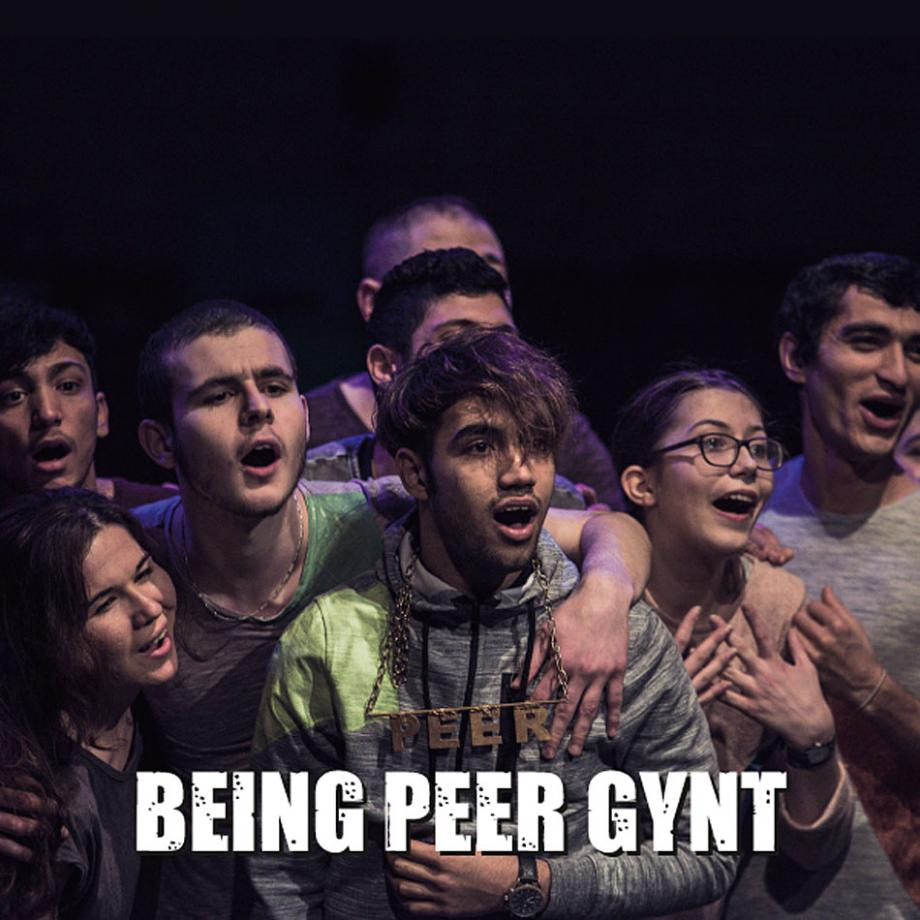 Being Peer Gynt