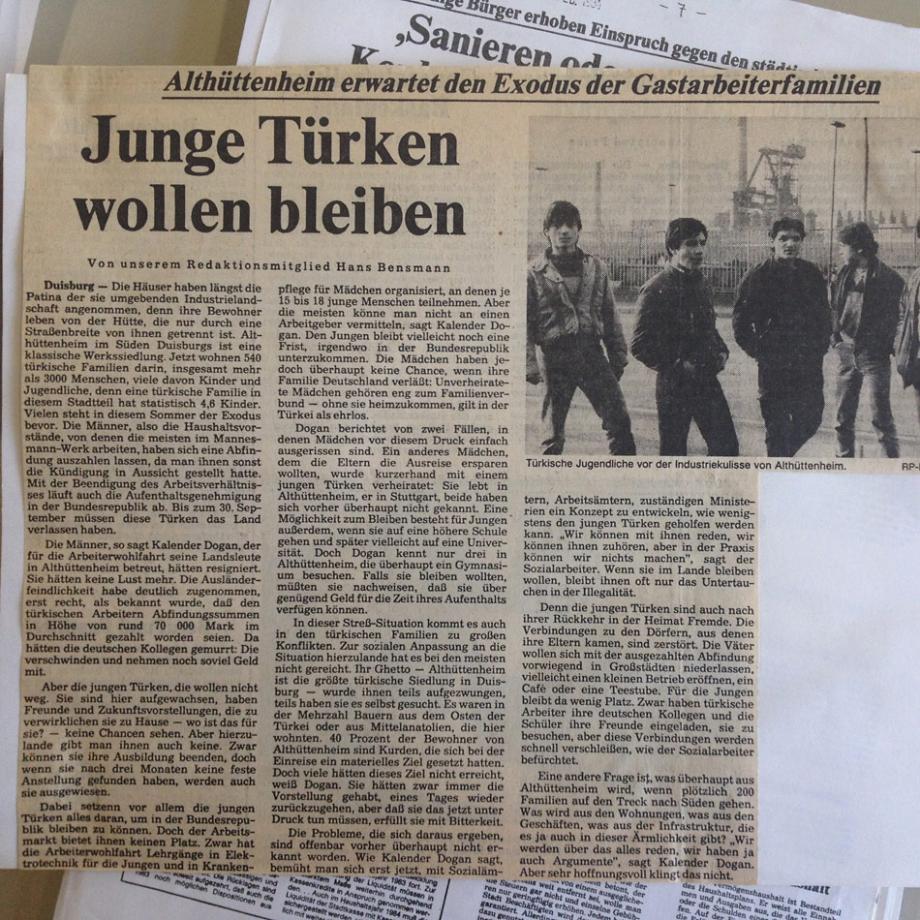 Rheinische Post, 25.02.1984
