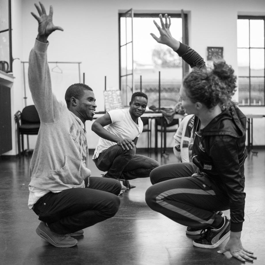 Hip Hop Dance Workshop