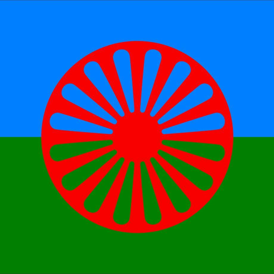 Roma-Flagge
