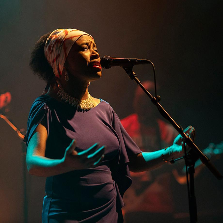 Tina Nzebi