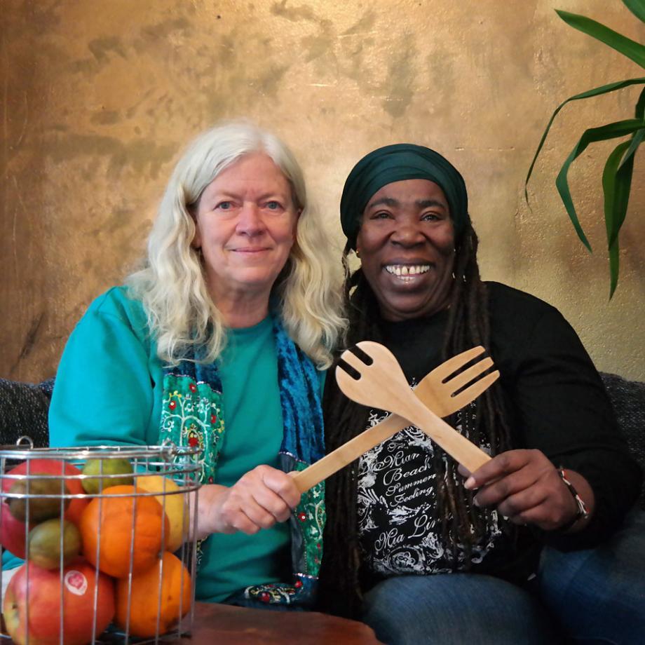 Soulfood mit Birgitt Schuster und Marlene Paul
