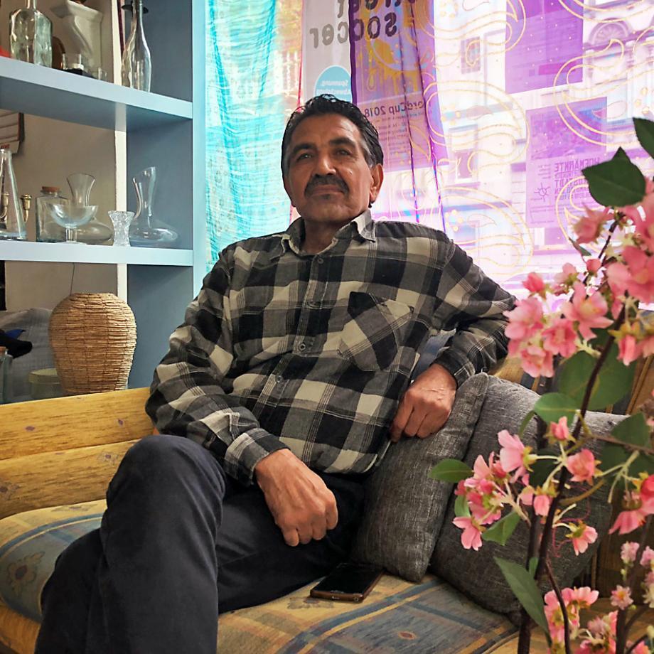 Beratung und Amtsbegleitung mit Fereydun Kohestani