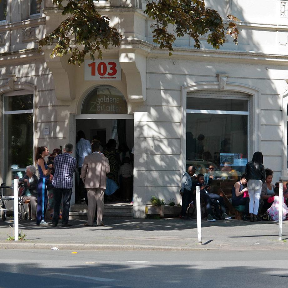 Chancen-Café 103