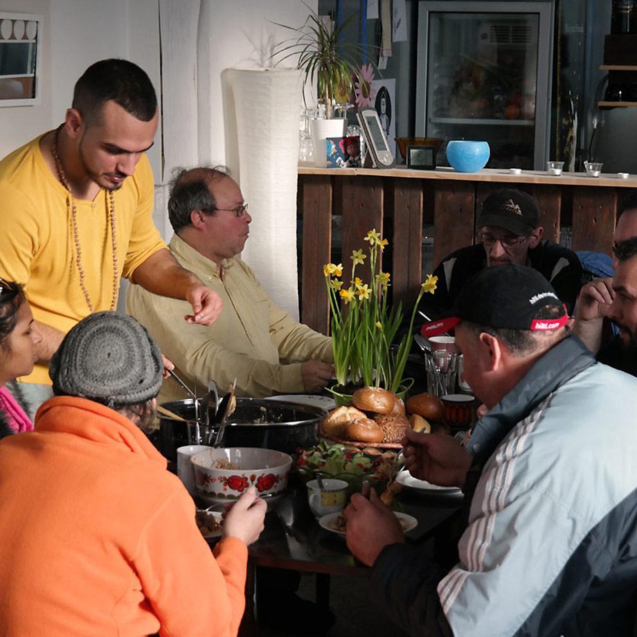 Soulfood im Chancen-Café 103