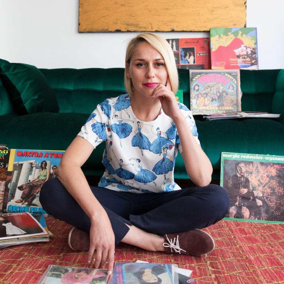 Special Guest beim Kalakuta Soul Picnic: Kornelia Binicewicz