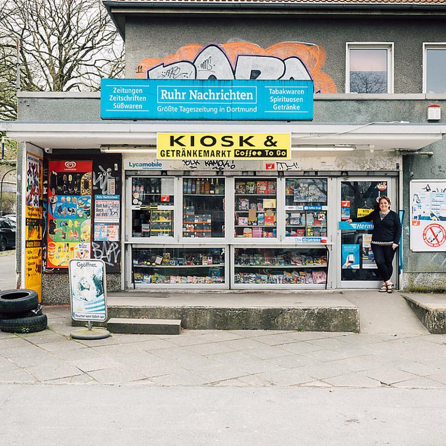 Kilic Trinkhalle, Dortmund