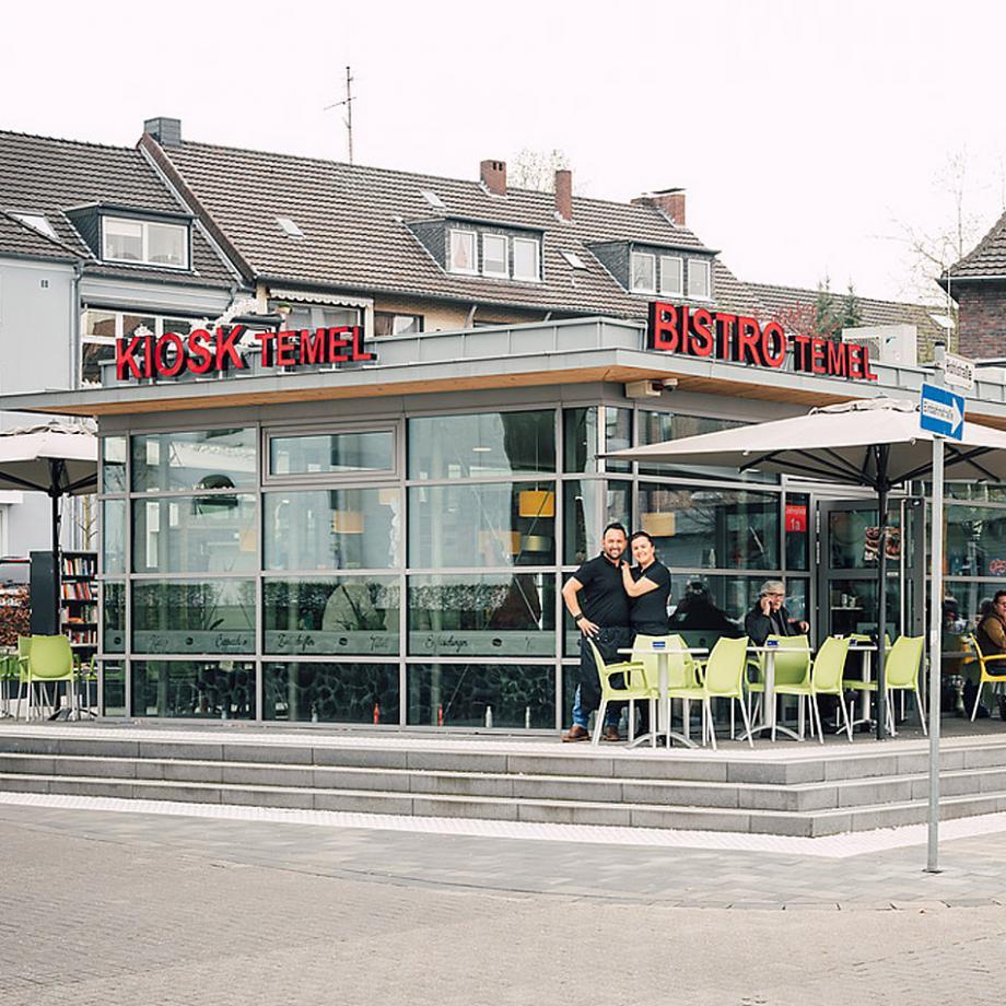 Kiosk Temel, Dinslaken