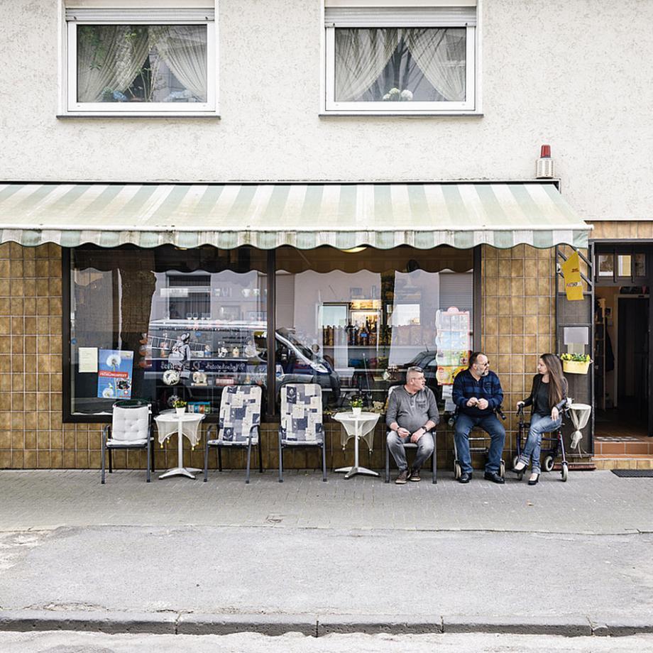 Heide Kiosk, Recklinghausen