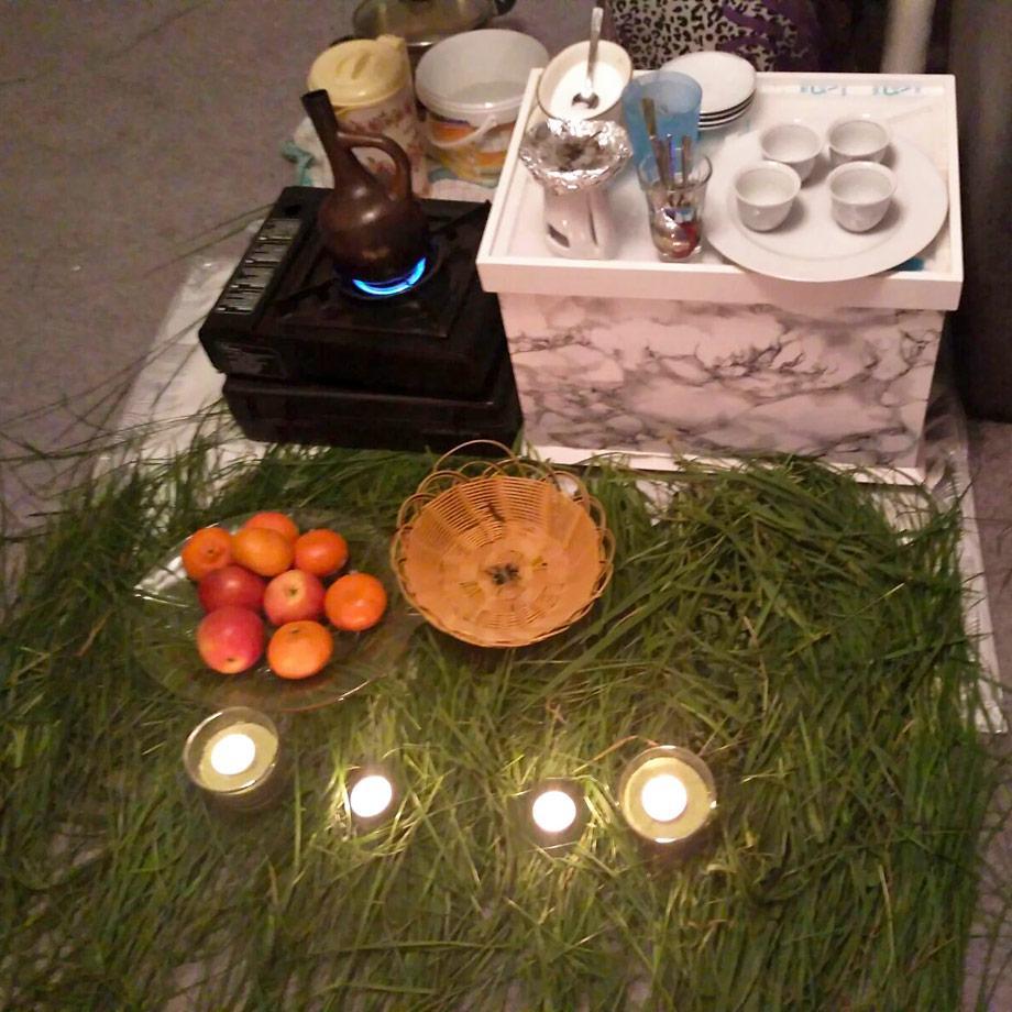 Äthiopische Kaffee-Zeremonie