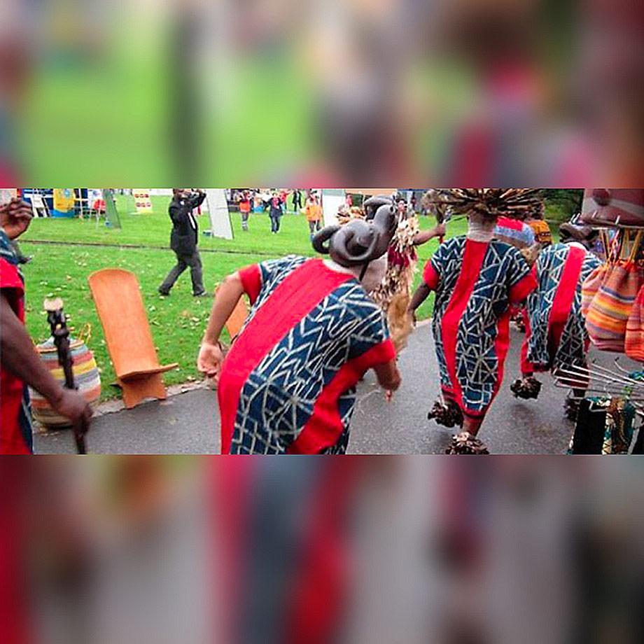Kultur in Kamerun