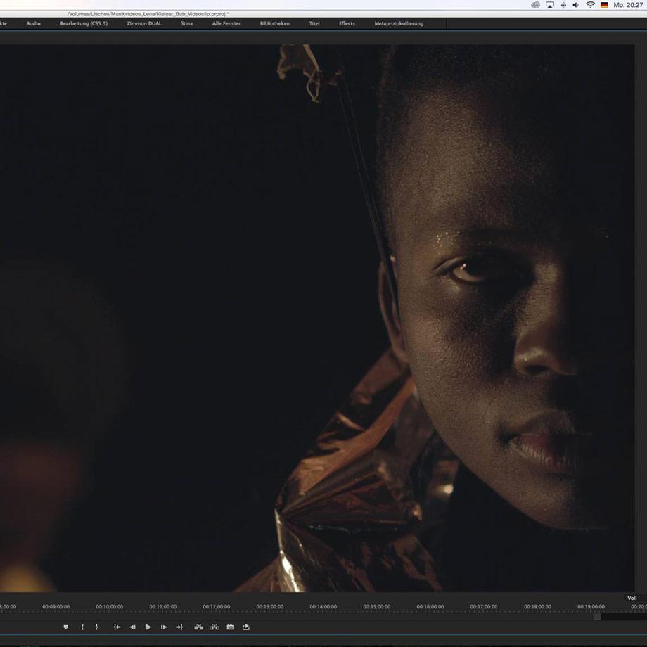 Transnationales Ensemble Labsa Filmschnitt