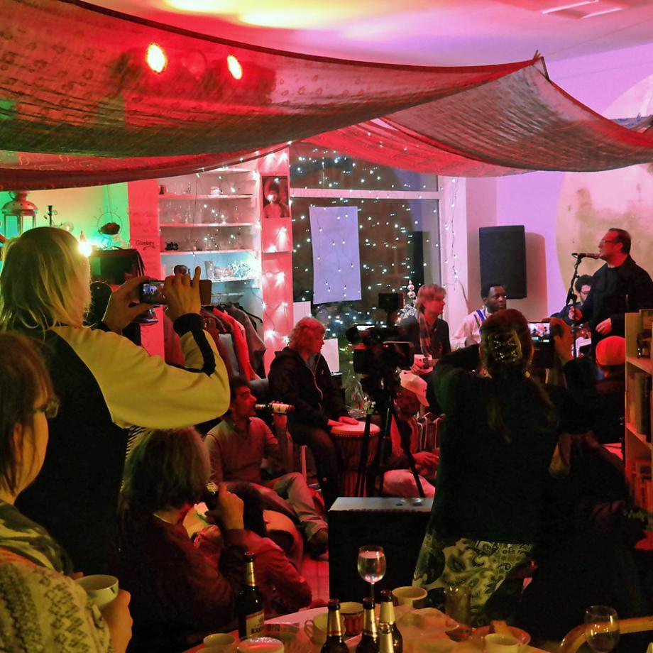 Nordstadt-Session auf der Kleinen Bühne 103