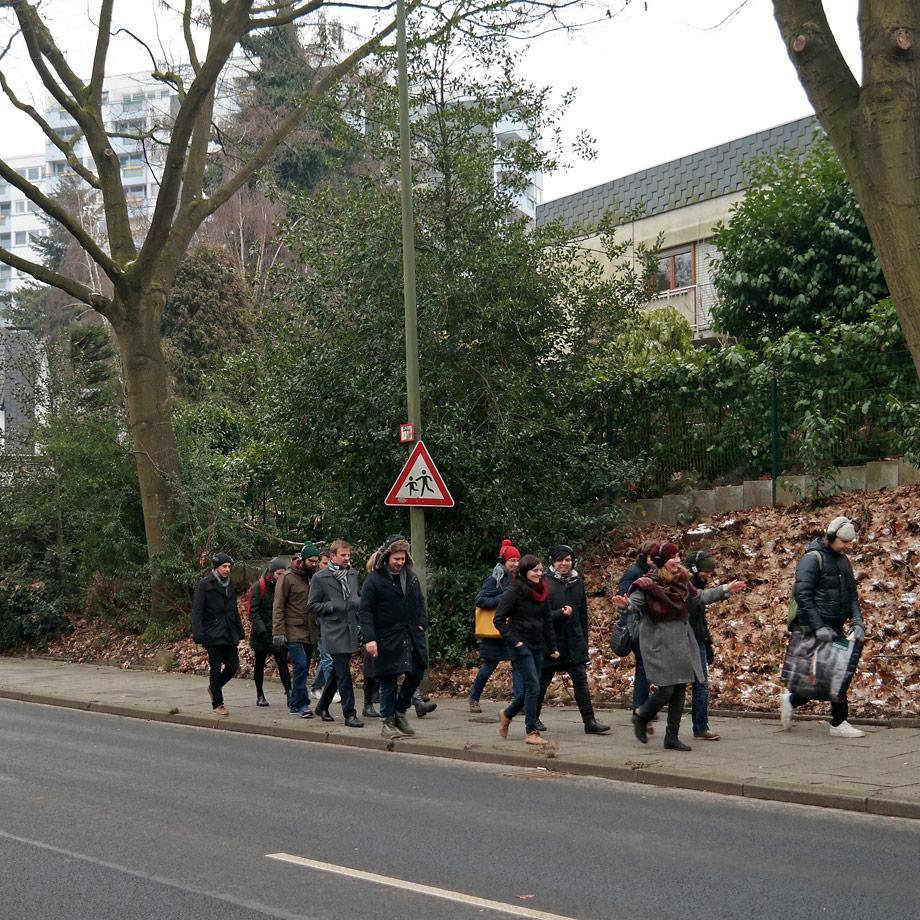 Drift in Bochum Querenburg