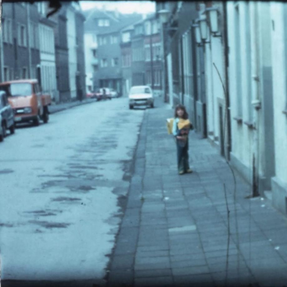 """""""Natalie - Szenen aus einem Leben""""- Super8, digitalisiert. Foto: Familienfilm-Archiv des Ruhrgebiets / Interkultur Ruhr"""