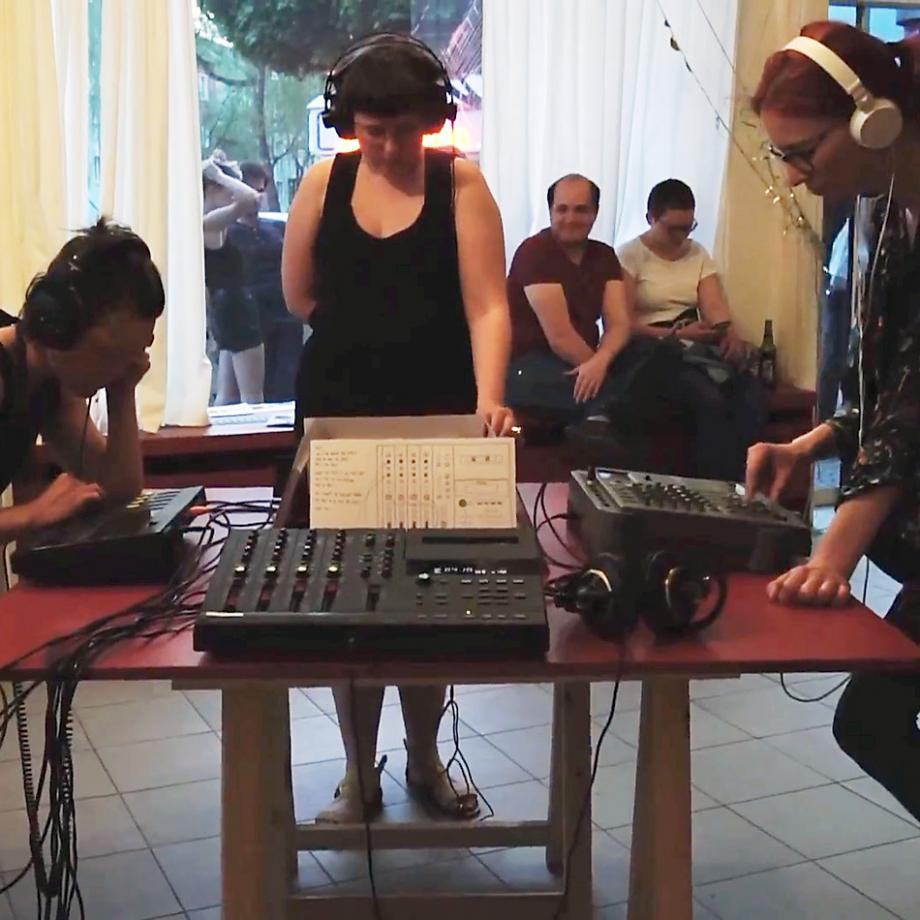 Interaktive Soundinstallation