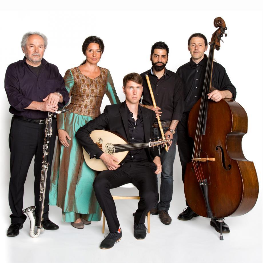 AVRAM Ensemble. Foto: Isaak Kallhammer