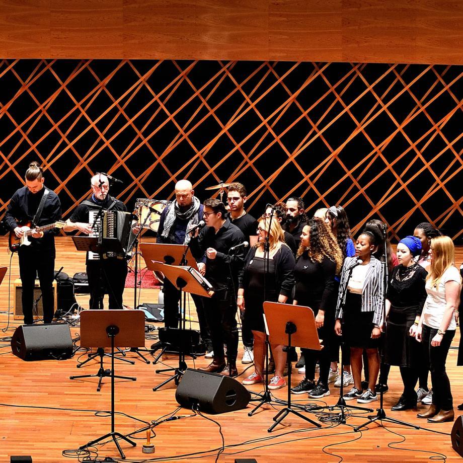 Allerwelt-Ensemble Duisburg. Foto: @blade-fotografie