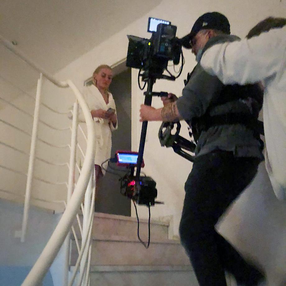 """Dreharbeiten zum Film """"Blackout"""". Foto: Kennedy Victor Miranda da Costa"""