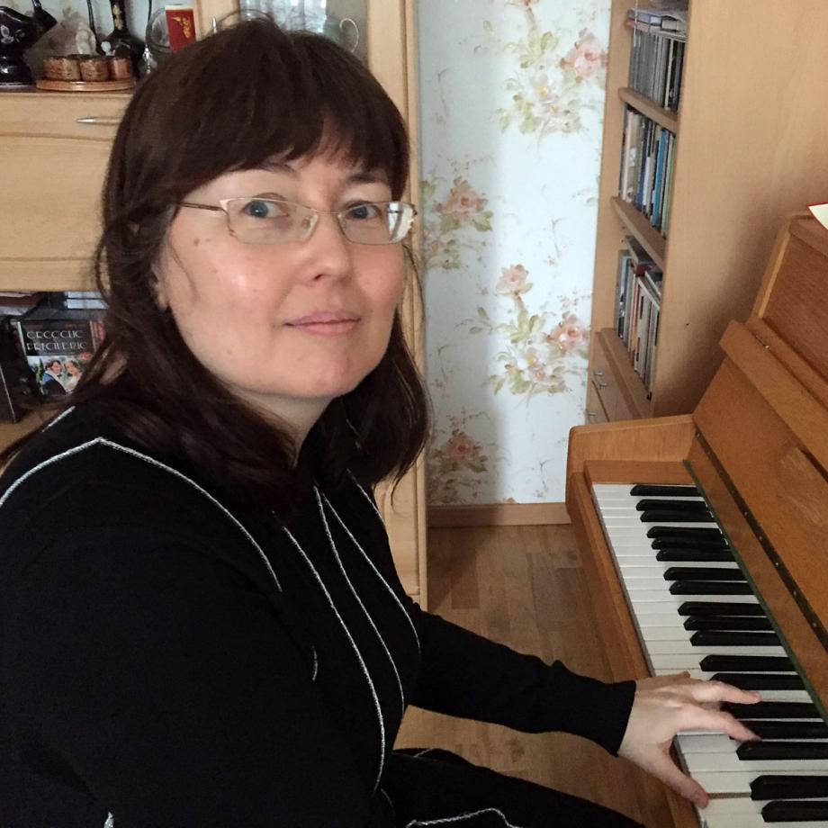 Rogneda Sergeyeva. Foto: Martin Schneider, Rhein-Ruhr-Russland