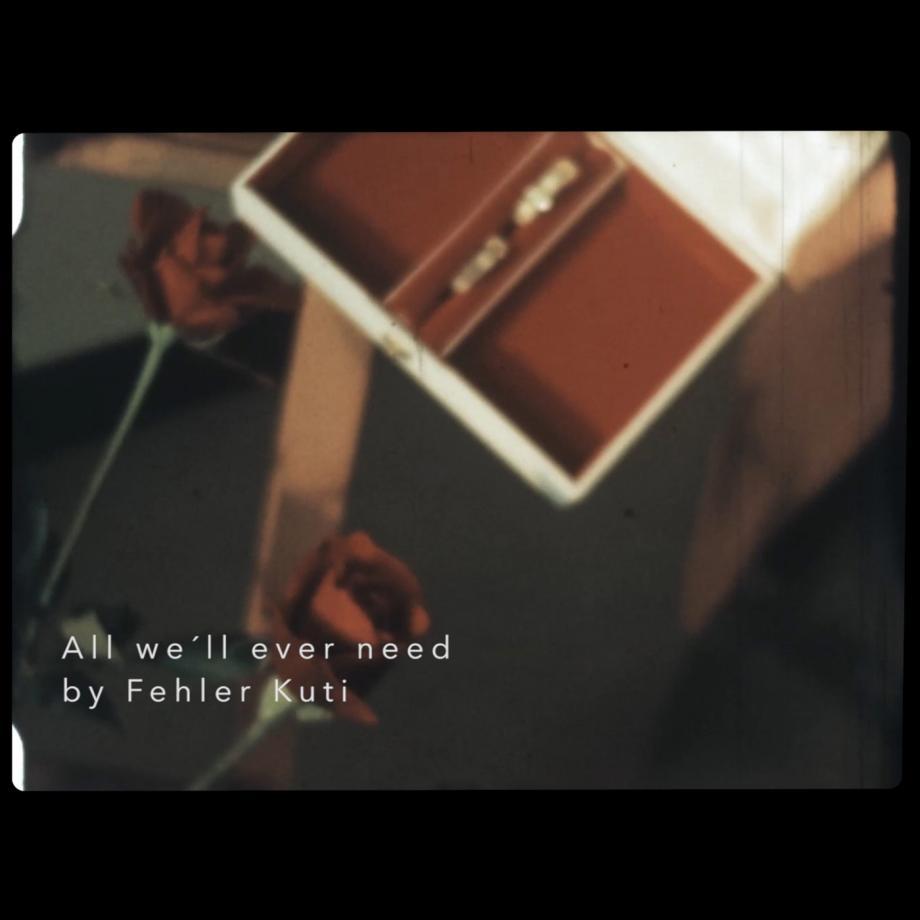"""Filmstill aus """"All We'll Ever Need"""" von Fehler Kuti, 2021. Foto: Archiv für Familien- und Amateurfilm des Ruhrgebiets"""