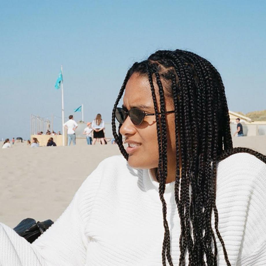 Marny Garcia Mommertz, Association for Black Art_ists e.V., Foto: Fayo Said