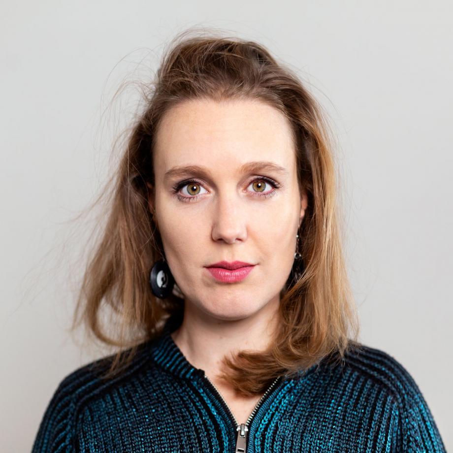 Nina de la Parra. Foto: Nina Gschlößl