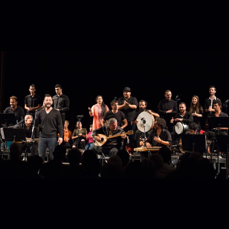 Ensemble Orpheus XXI NRW. Foto: Yves Petit