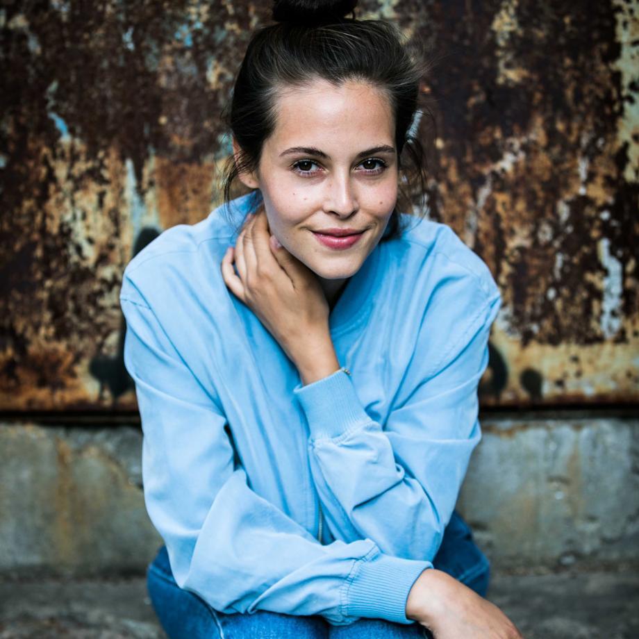 Josefine Voss. Foto: Magdalena Höfner