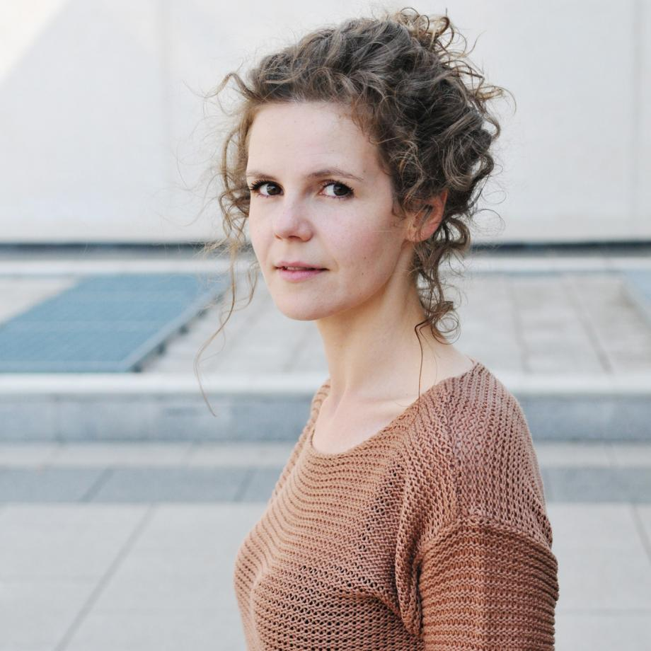 Samira Julia Calder. Foto: Stefan Klüter