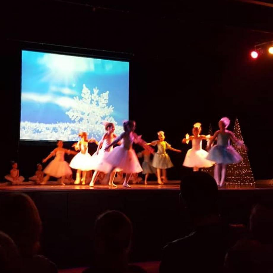 Silvesterparty für Kinder. Foto: Ballett Akademie Niederrhein, 2017