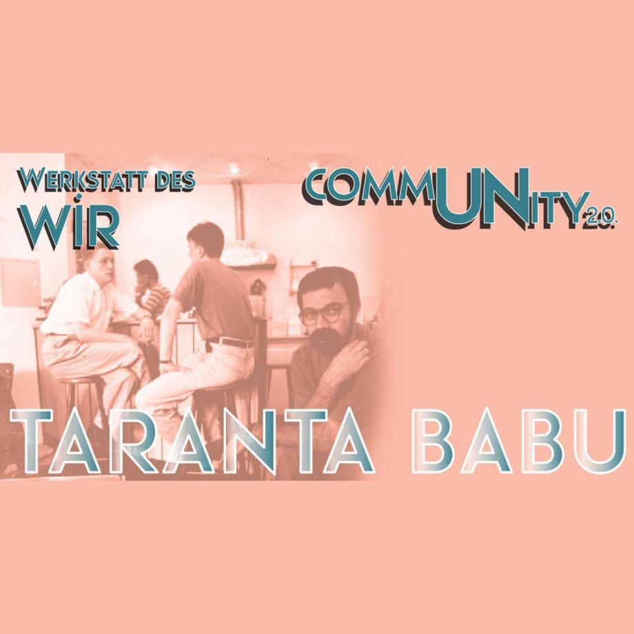Werkstatt des WIR. Foto: Taranta Babu
